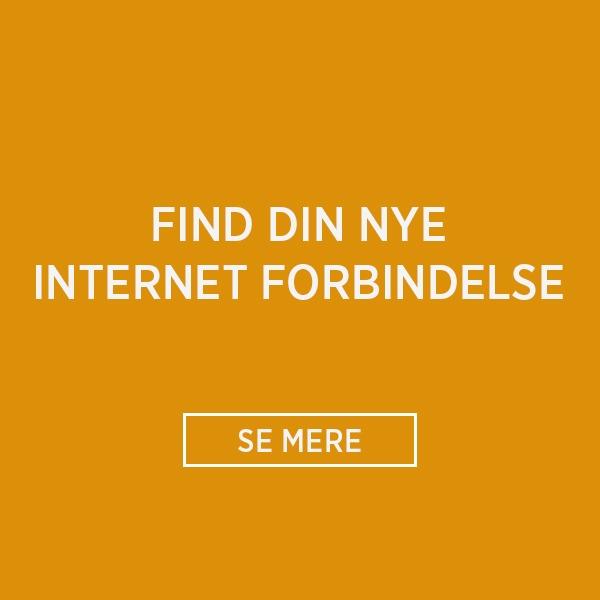 Søger du efter billigt internet?