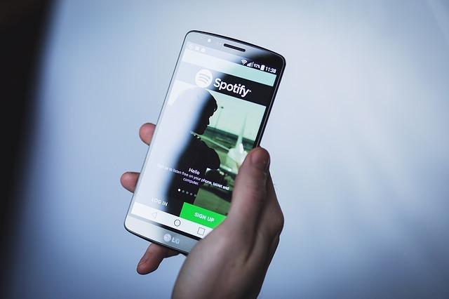 mobilabonnement-med-spotify