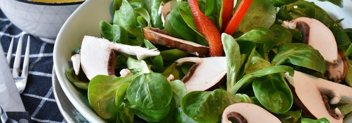 Vegetar mad månedligt